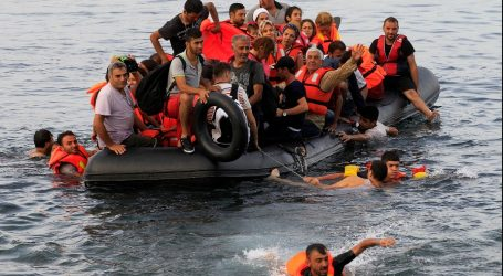 Frontex: Σημαντική αύξηση προσφυγικών ροών από Τουρκία