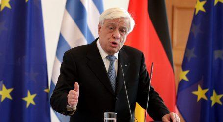 Παυλόπουλος: Νομικώς ενεργές και δικαστικώς επιδιώξιμες οι απαιτήσεις της Ελλάδας