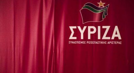 ΣΥΡΙΖΑ: Οι πολίτες ξέρουν ότι αυτό που τους περιμένει από τον κ. Μητσοτάκη, η κατάργηση των συλλογικών διαπραγματεύσεων και της 13ης σύνταξης