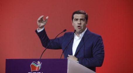 Τσίπρας: Να επανέλθει στην Ελλάδα το κοινοτικό κεκτημένο για τα εργασιακά