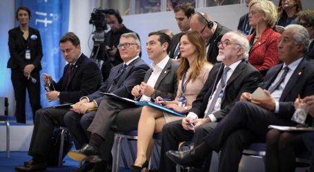 Πρόταση Τσίπρα για ευρωπαϊκή πολιτιστική Ολυμπιάδα ανά δύο χρόνια