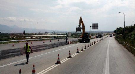 Εργασίες συντήρησης στην ΕΟ Αθηνών – Θεσσαλονίκης στην Πιερία