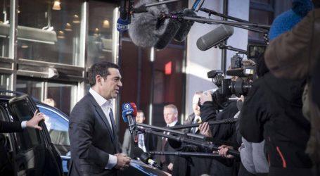 Στις Βρυξέλλες ο Τσίπρας για τη Σύνοδο του Ευρωπαϊκού Συμβουλίου