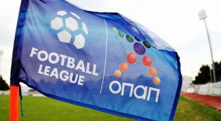 Football League | «Παλεύουν» για τη δεύτερη θέση Παναχαϊκή και ΟΦΗ