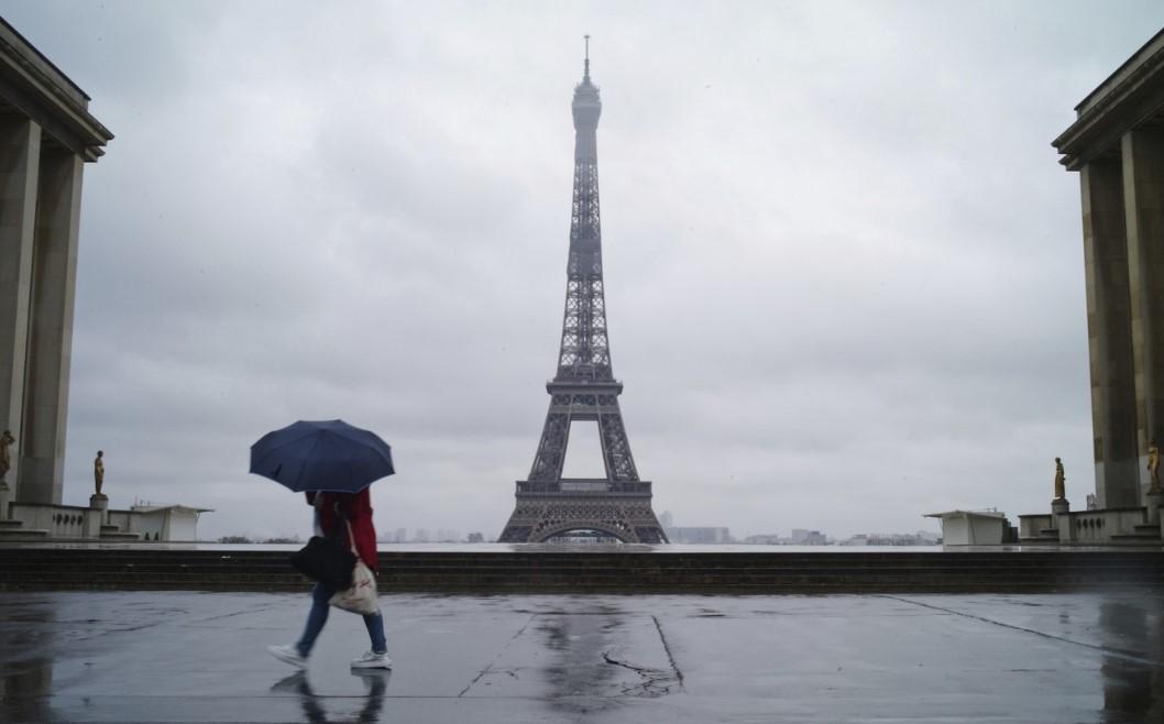 Ο αριθμός των νεκρών στη Γαλλία από τον κορωνοϊό αυξήθηκε κατά 242 σε 22.856,