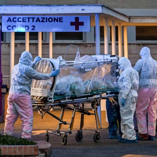 Ο συνολικός αριθμός των περιστατικών κορωνοϊού στην Ιταλία είναι 197.675.