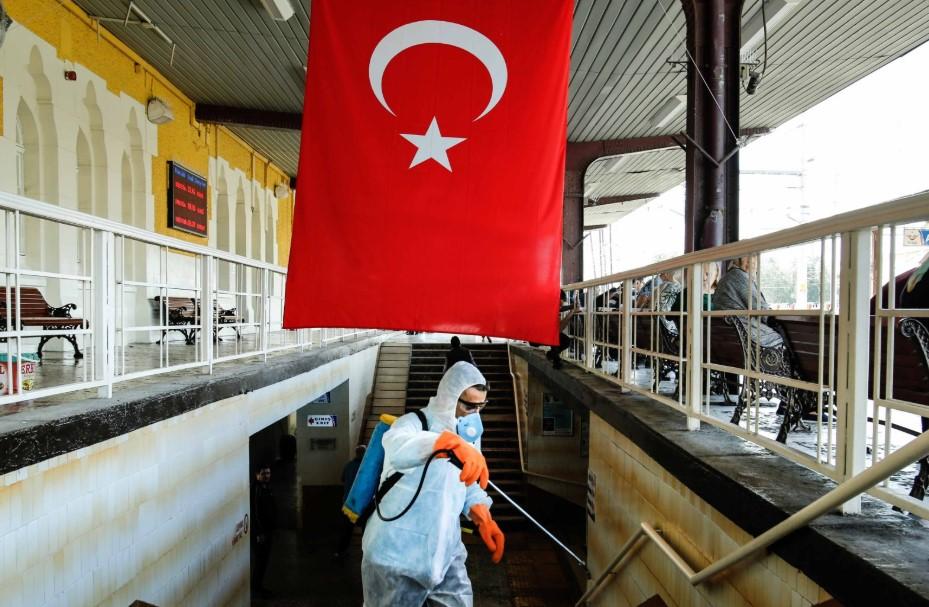 Τουρκία - Κορωνοϊός: 2.357 νέα κρούσματα και 99 νεκροί