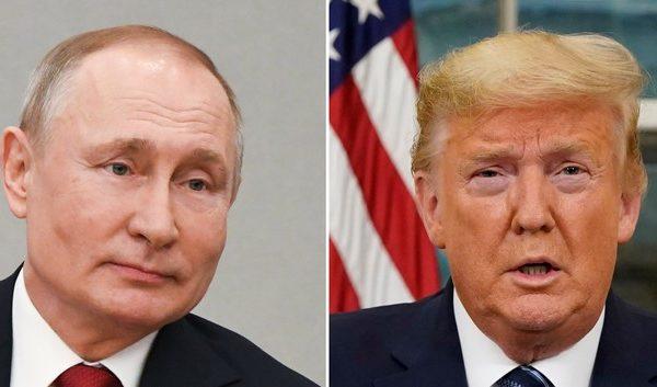 Πούτιν - Τραμπ