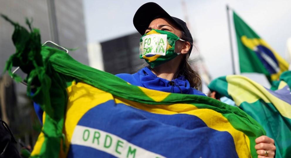 Βραζιλία: 27.878 συνολικά οι νεκροί από τον κορωνοϊό - Ξεπέρασε την Ισπανία