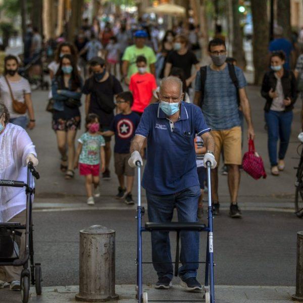 Ισπανία - Κορωνοϊός: Μόλις ένας θάνατος για δεύτερη συνεχόμενη μέρα
