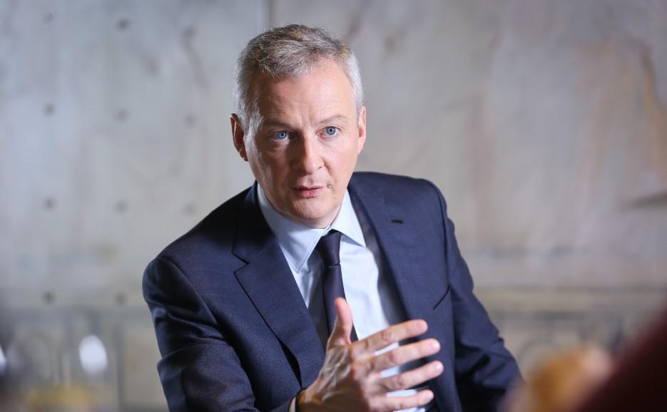 Ο Γάλλος ΥΠΟΙΚ Λεμέρ ελπίζει πως το πακέτο ανάκαμψης θα εγκριθεί εντός εβδομάδων