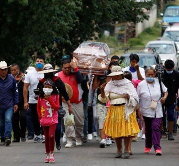 Μεξικό - Κορωνοϊός: 239 νέοι θάνατοι, 7.633 συνολικά