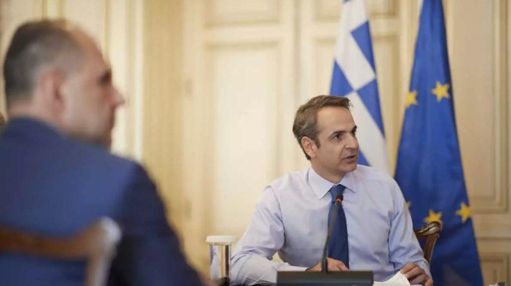 Μητσοτάκης: Δεν θα σκορπίσουμε τα χρήματα της Κομισιόν στους τέσσερις ανέμους με την ανεμελιά του νεόπλουτου
