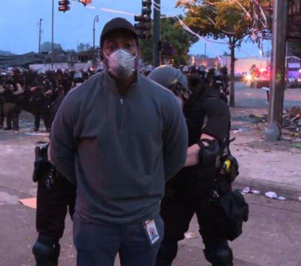 Η αστυνομια συνελαβε δημοσιογραφο του CNN