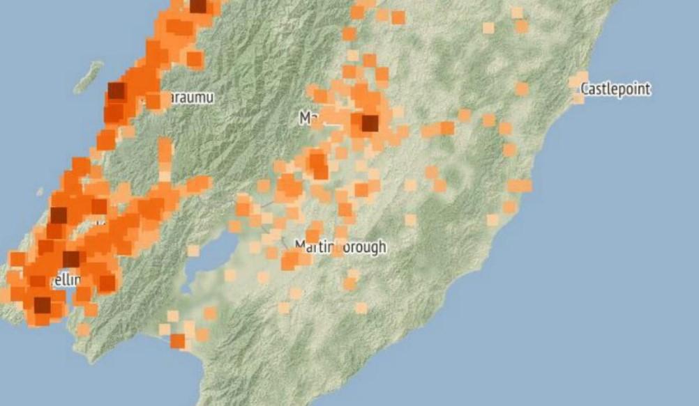 Δεύτερη ισχυρή σεισμική δόνηση στη Νέα Ζηλανδία
