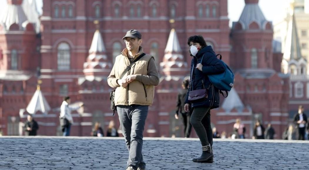 Ρωσία - Κορωνοϊός: Νέο ρεκόρ κρουσμάτων