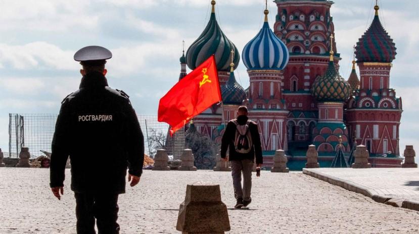 Η Ρωσία ανακοίνωσε σήμερα πως καταγράφηκαν 153 θάνατοι από τον νέο κορωνοϊό μέσα στις προηγούμενες 24 ώρες