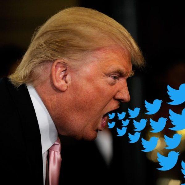 Ο Τραμπ απειλει οτι θα κλεισει το twitter