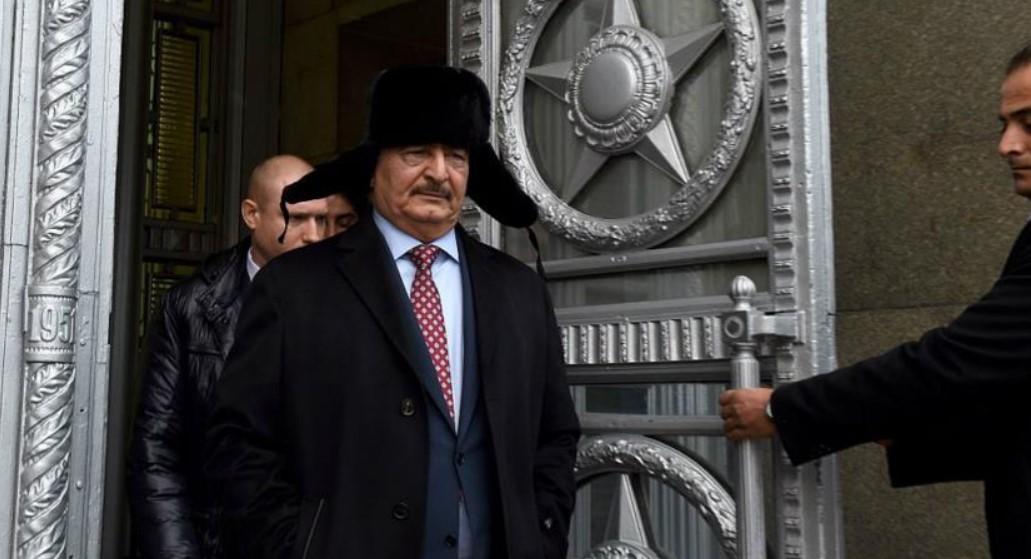 Γιατί αποχωρεί η Ρωσία από τη Λιβύη