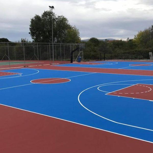 Στη διάθεση των πολιτών οι οργανωμένες ανοιχτές αθλητικές εγκαταστάσεις