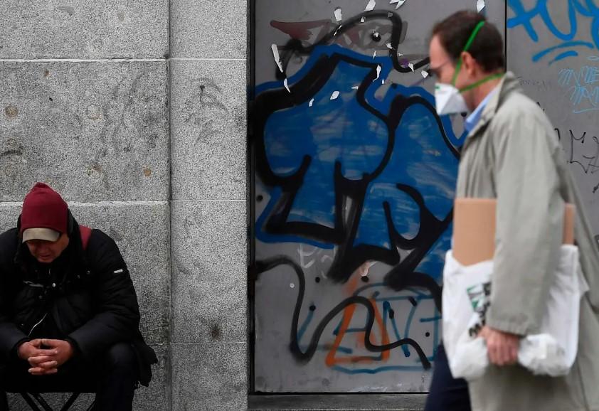 Ισπανία: Λόγω της πανδημίας του κορωνοϊού η φτώχεια στη χώρα αυξάνεται