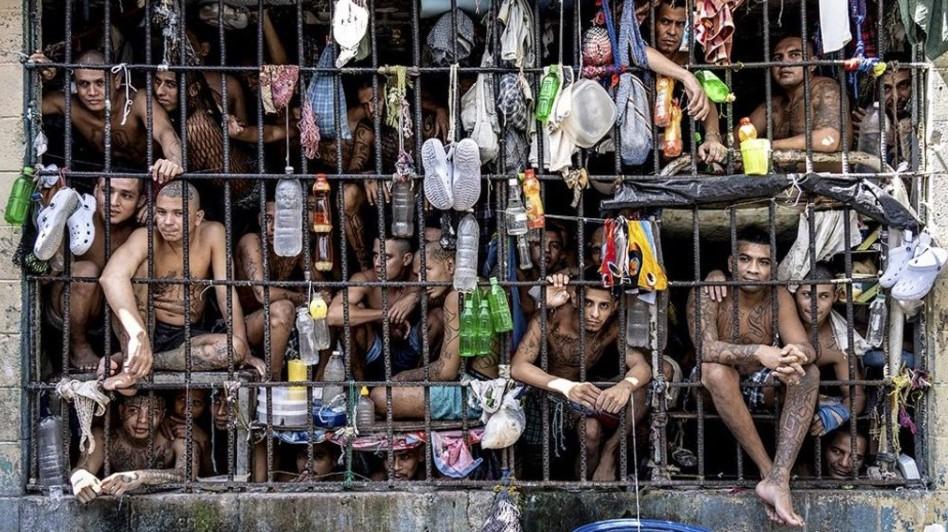 Ελ Σαλβαδόρ: 36 φυλακισμένοι μολύνθηκαν από τον κορωνοϊό