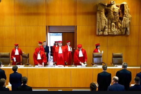 Γερμανια δικαστηριο