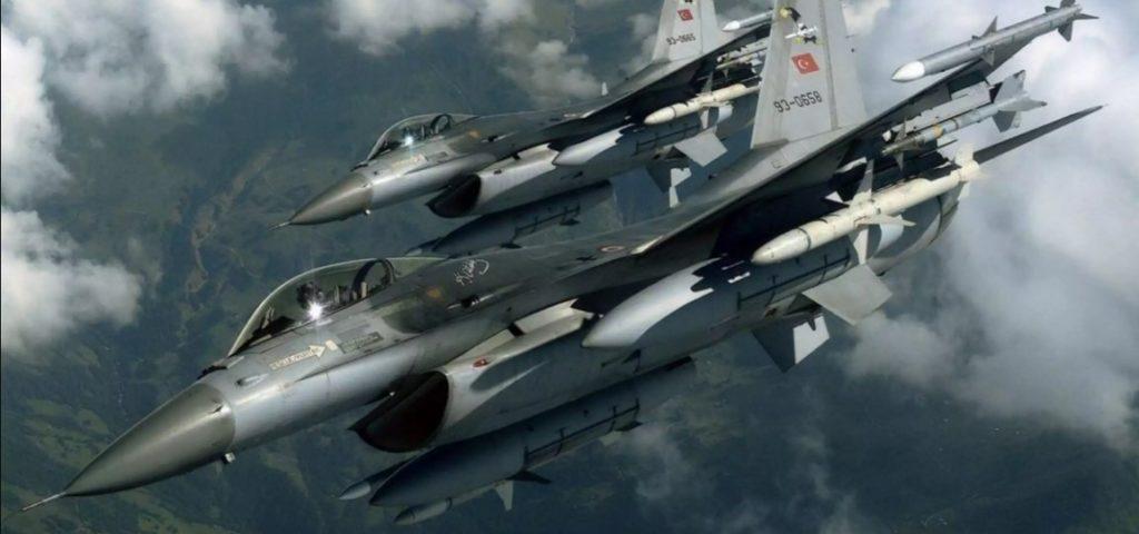 τουρκικα f16