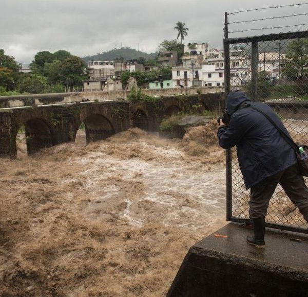 Κεντρική Αμερική: Τουλάχιστον 26 νεκροί από το πέρασμα της καταιγίδας Αμάντα