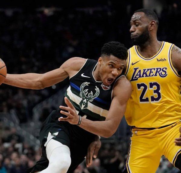 NBA: «Μπακς και Λέικερς φαβορί για τον τίτλο»