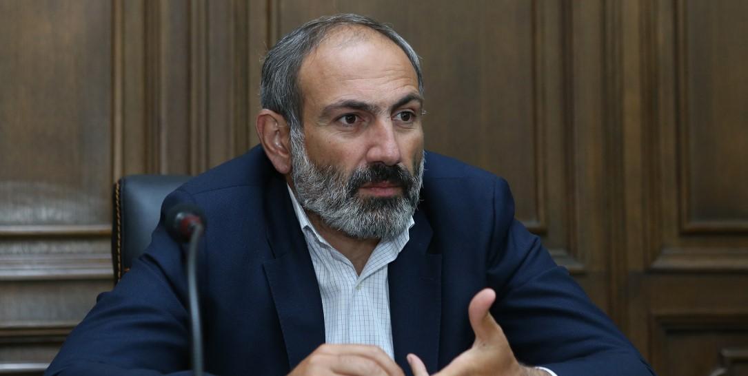 Αρμενία: Θετικός στον κορωνοϊό ο πρωθυπουργός της χώρας