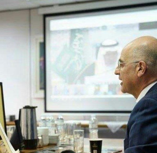 Δένδιας στη διεθνή τηλεδιάσκεψη δωρητών για την Υεμένη: Η Ελλάδα υποστηρίζει τις προσπάθειες του ΟΗΕ για την κατάπαυση του πυρός