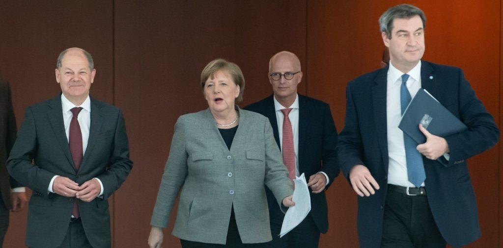 Γερμανία: Δέσμη μέτρων ύψους 130 δισ. ευρώ για την ανάκαμψη της οικονομίας
