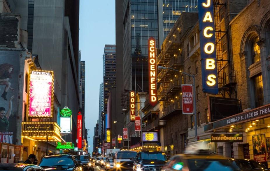 Νέα Υόρκη: Tα θέατρα του Μπρόντγουεϊ θα παραμείνουν κλειστά έως τον Ιανουάριο του 2021
