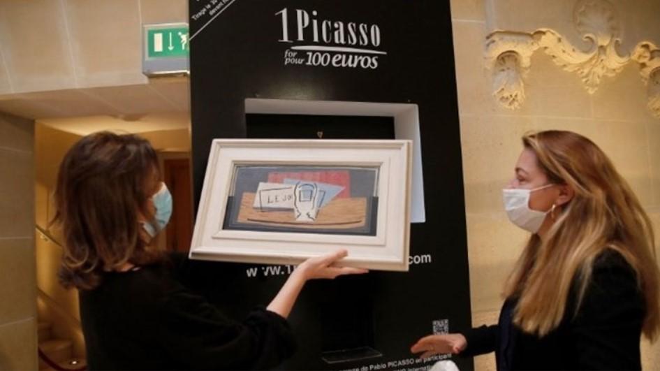 Ιδιοκτήτρια ενός Πικάσο αναζητεί μουσείο για να τον εκθέσει