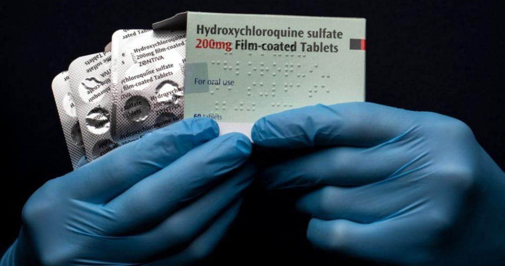 ΠΟΥ υδροξυχλωροκίνη