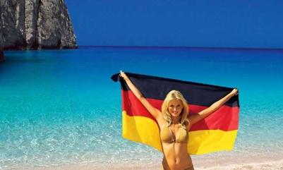 Γερμανια τουριστες