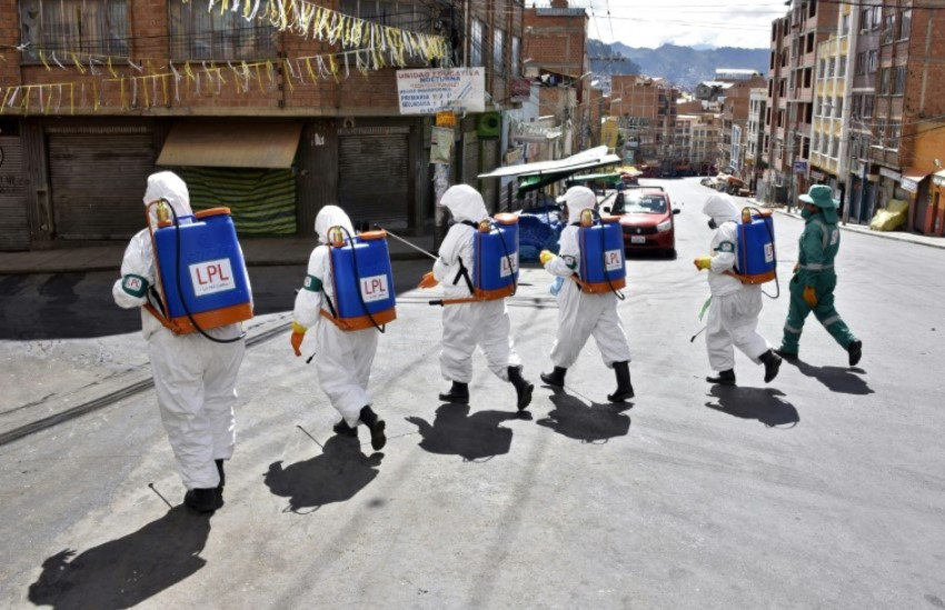Βολιβία: Πέθανε από κορωνοϊό ο πρόεδρος της Ποδοσφαιρικής Ομοσπονδίας