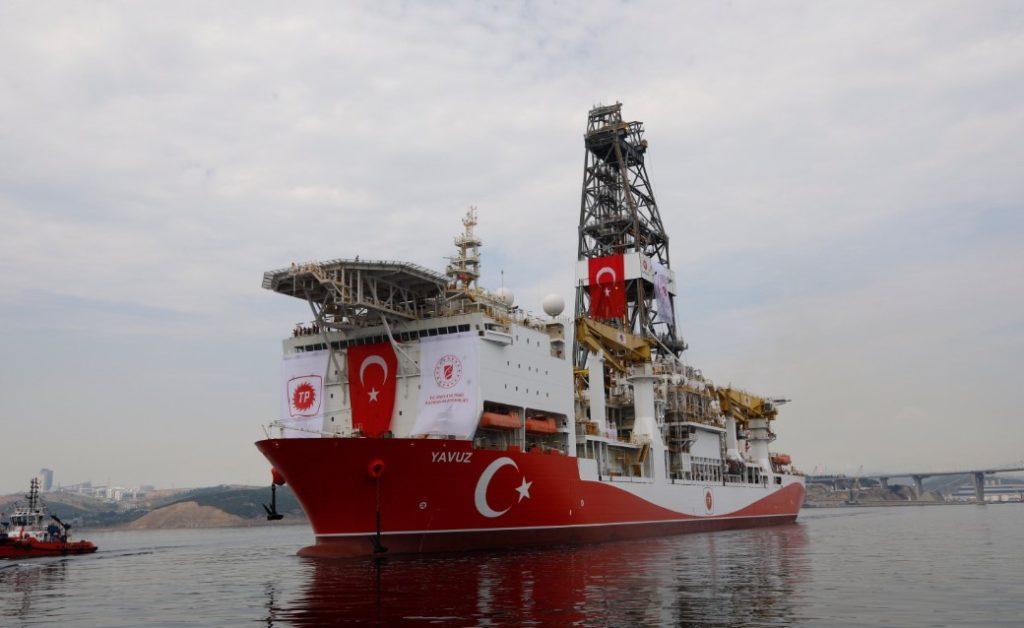 Καλίν: Δεν θα υποχωρήσουμε από τα συμφέροντά μας στην ανατολική Μεσογείου