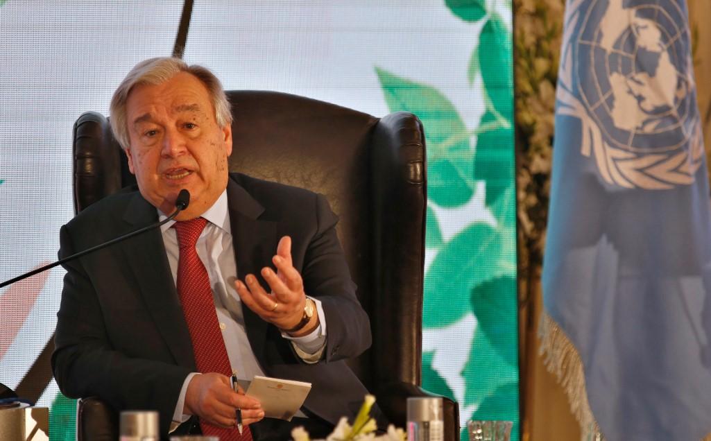Λιβύη: Ο Γκουτέρες καταγγέλλει «ξένη ανάμιξη σε πρωτοφανή επίπεδα»