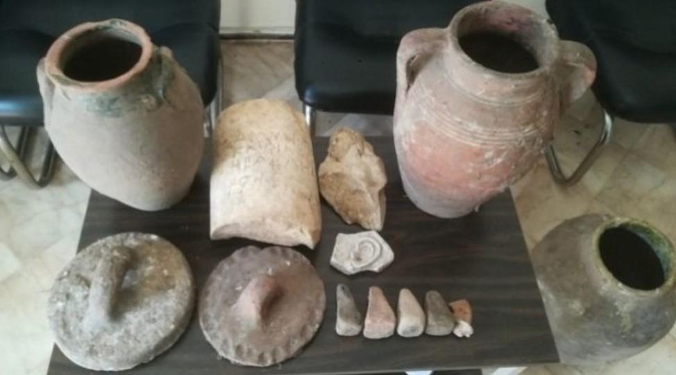 Δράμα: Αρχαιολογικός θησαυρός βρέθηκε στην κατοχή 64χρονου