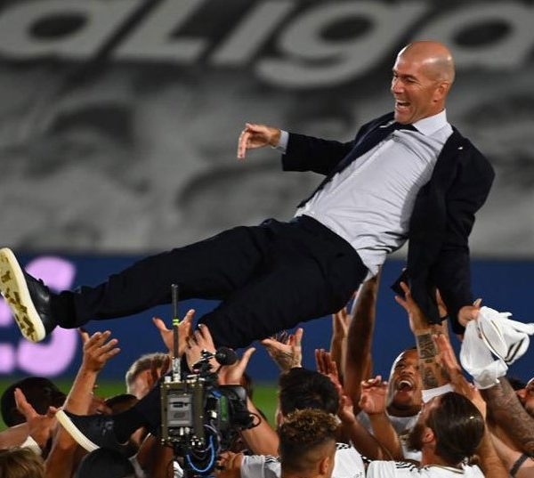 Ζιντάν: Αυτό το πρωτάθλημα καλύτερο από το Champions League