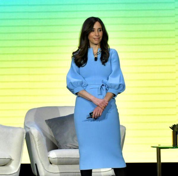 Η Μερεντίθ Κόπιτ Λέβιεν νέα πρόεδρος και εκτελεστική διευθύντρια των New York Times
