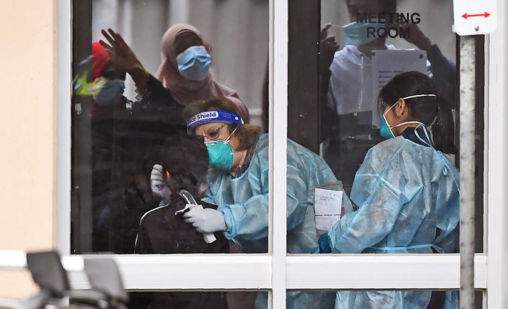 Αυστραλία - Κορωνοϊός: Σε κατάσταση υγειονομικού συναγερμού η Μελβούρνη