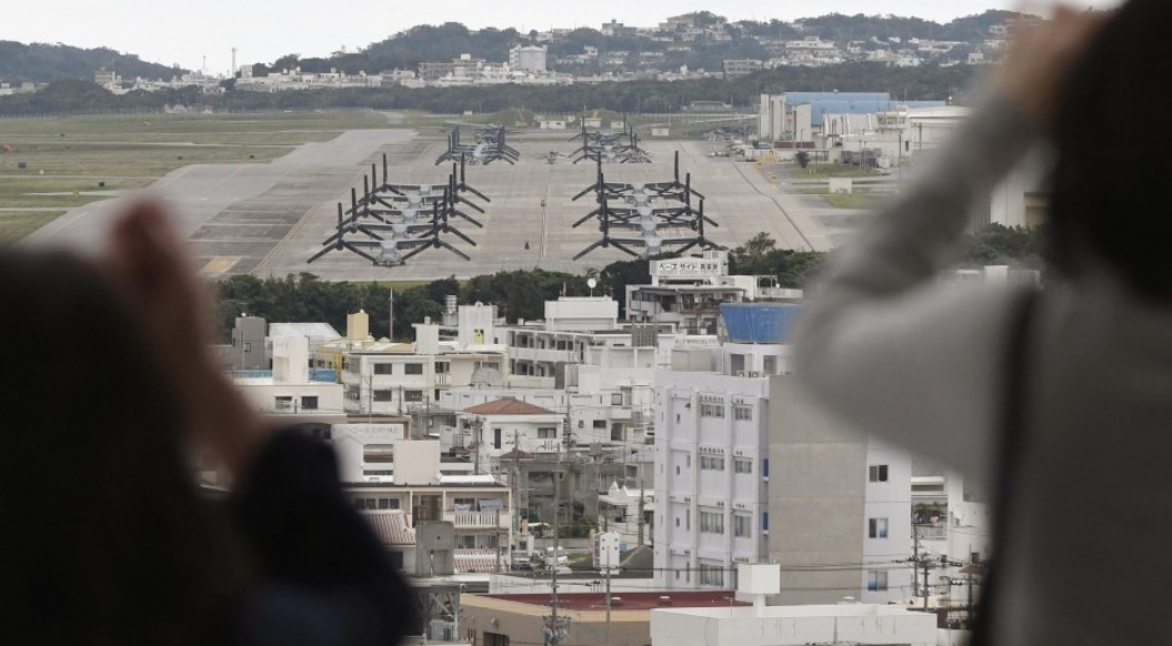 Ιαπωνία - Κορωνοϊός: Δεκάδες κρούσματα σε στρατιωτική βάση των ΗΠΑ στην Οκινάουα