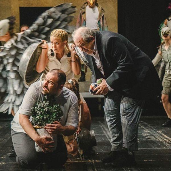 «Όρνιθες» του Αριστοφάνη στο Θέατρο Δάσους