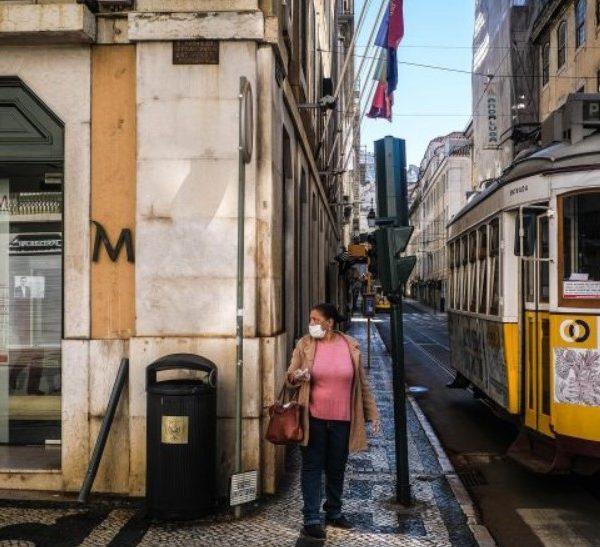 Πορτογαλία - Κορωνοϊός: Παράταση των περιορισμών στην περιφέρεια της Λισαβόνας