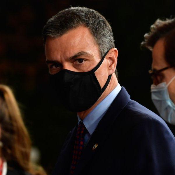 ο Ισπανός πρωθυπουργός Πέδρο Σάντσεθ