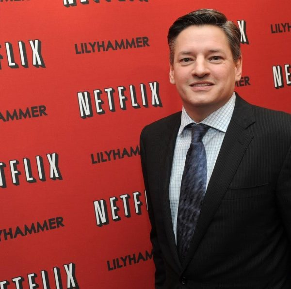 Netflix: Ο Τεντ Σαράντος διορίσθηκε συνδιευθύνων σύμβουλος