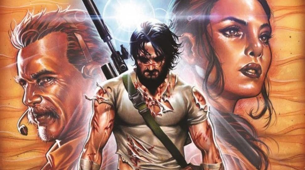 Τον Οκτώβριο, ο Keanu Reeves κάνει ντεμπούτο ως συγγραφέας κόμικς